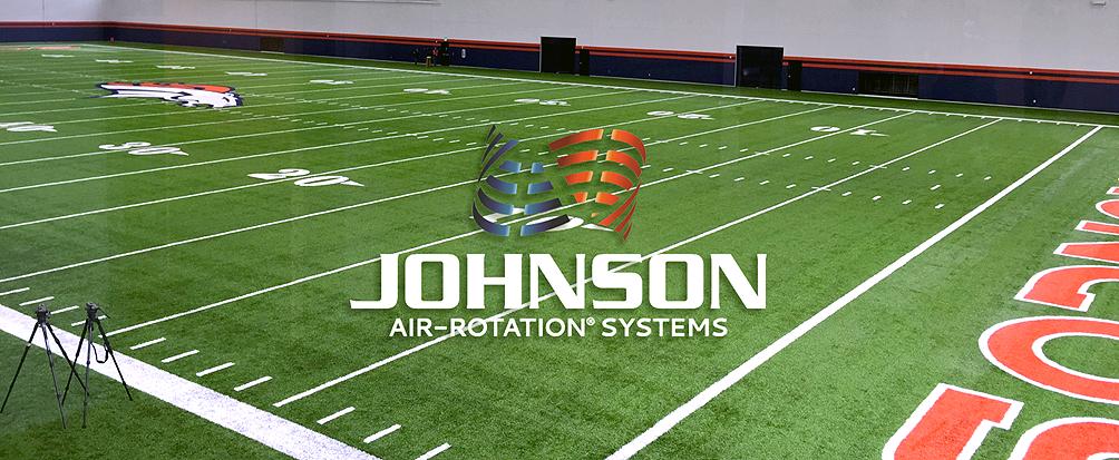 Johnson Air Rotation Bronco