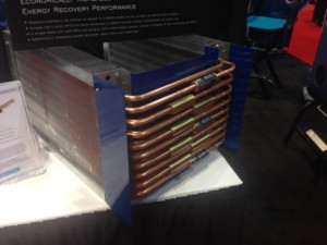 wrap around heat pipe with passive capacity technology